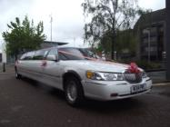 The best wedding cars in the North East, My Party Limo Middlesbrough