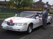 Chauffeur driven limousines Middlesbrough