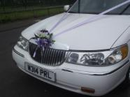 Wedding cars for hire Cleveland