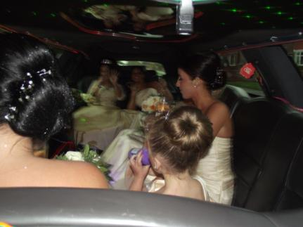 Wedding limo hire Middlesbrough