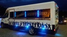 party limo's in Middlesbrough