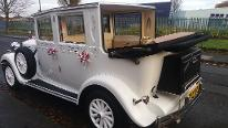 Wedding cars in Middlesbrough for hire