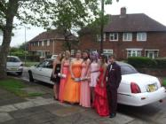 North east prom limo hire