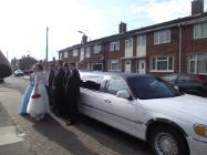 School prom limo hire Middlesbrough