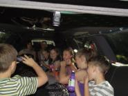 Birthday party limo hire north east