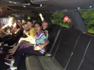 Karaoke party limo's Middlesbrough