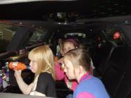Kids party ideas and limo hire Middlesbrough