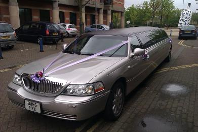 wedding cars, hen party, birthday party limo hire