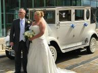 Wedding cars Middlesbrough Cleveland
