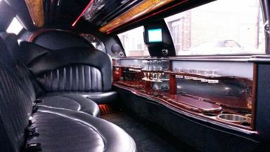 party limo, wedding limo hire